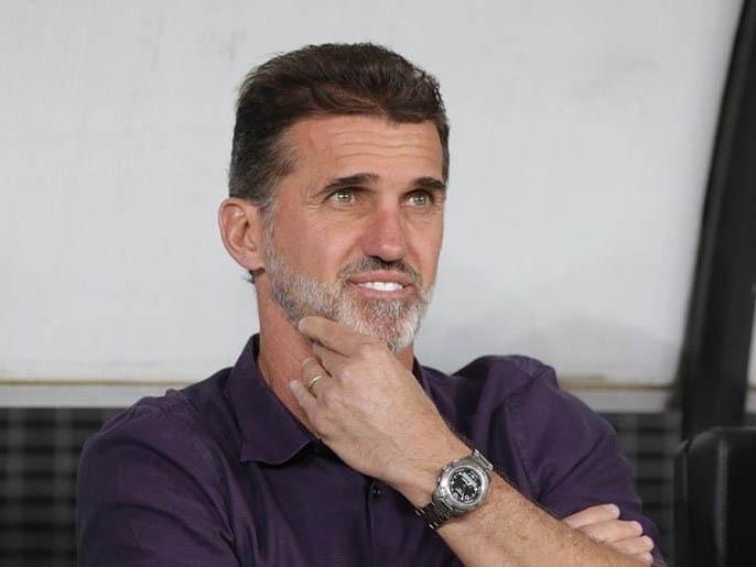 No São Paulo, Mancini ocupava o cargo de coordenador técnico (Foto Rubens Chiri/São Paulo Futebol Clube)