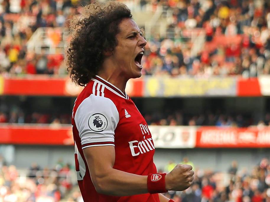 Zagueiro brasileiro reverenciou o argentino Pablo Aimar (Foto: Arsenal/Divulgação)