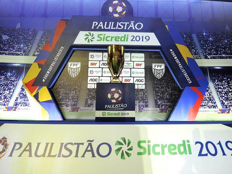FPF convocou clubes para encontro que definirá formato, regulamento e detalhes do Paulistão 2020
