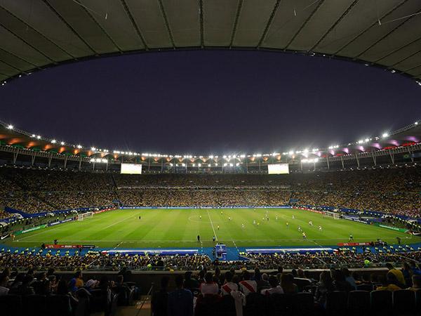 Estádio receberá a grande final do torneio pela segunda vez na história (Carolina Antunes/PR)
