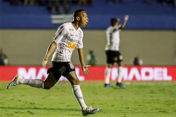 Modificado, time de Carille mostrou que é capaz de jogar bola. Foto: Rodrigo Gazzanel/Ag. Corinthians/Divulgação
