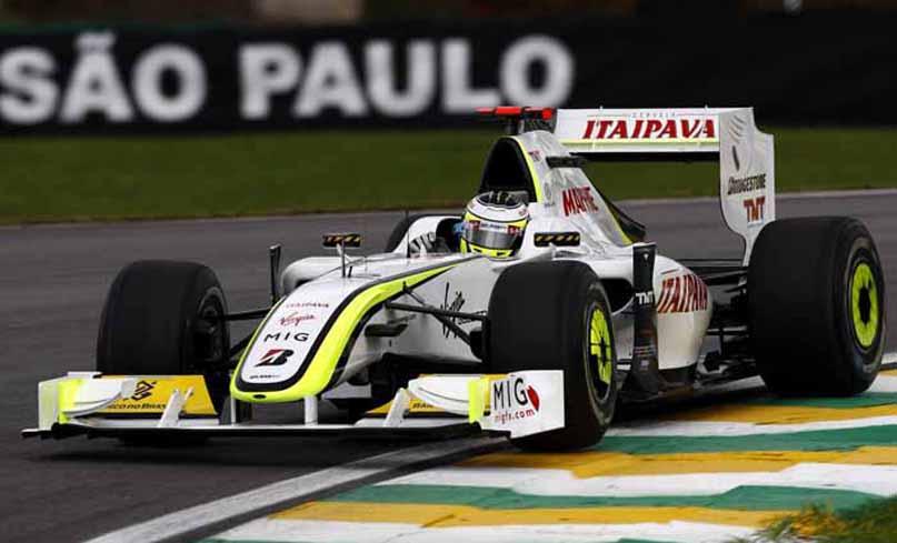 Inglês foi o quinto colocado no GP do Brasil, em Interlagos, pontuação que lhe garantiu o título