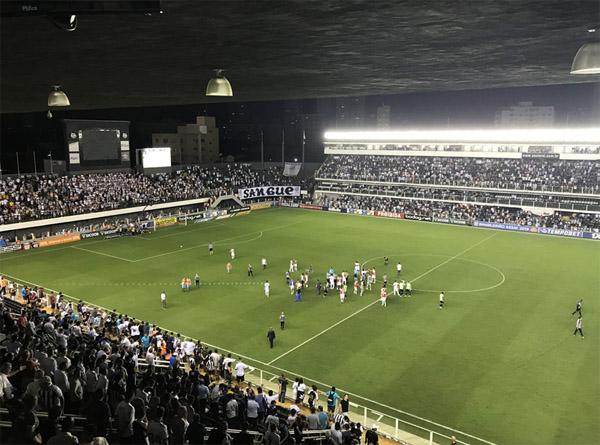 Sensação de reverter uma desvantagem é das coisas mais deliciosas do futebol. Foto: Marcelo do Ó
