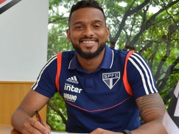 Reinaldo renovou seu vínculo com o Tricolor até 2021 (Foto:Divulgação)