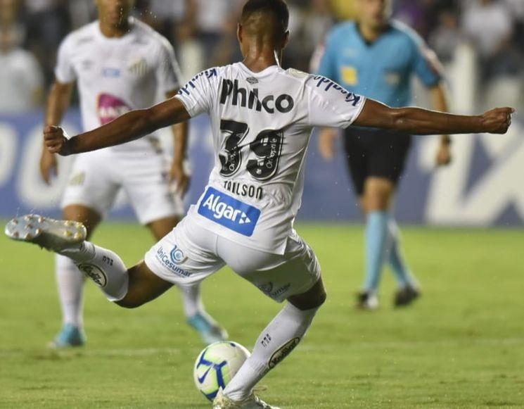 Santos tem manifestado repúdio a atitudes racistas de parte de sua torcida (Foto: Foto: Ivan Storti/Santos FC)