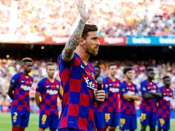 Messi reconheceu que nem todos querem Neymar de volta ao Barcelona (Foto:Barcelona/Divulgação)