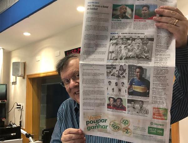 Confira as fotos da equipe de produção. Fotos: Guilherme Cimatti/Rádio Bandeirantes
