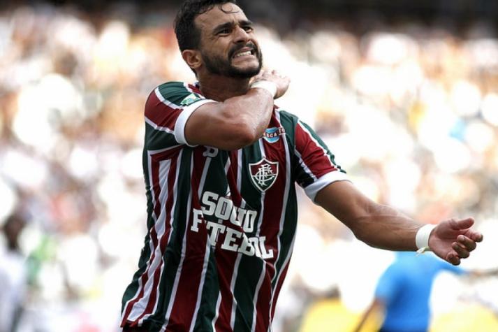 Atacantes do Internacional e do Fluminense entram na mira de reforços alvinegros. Foto: Nelson Perez/Fluminense