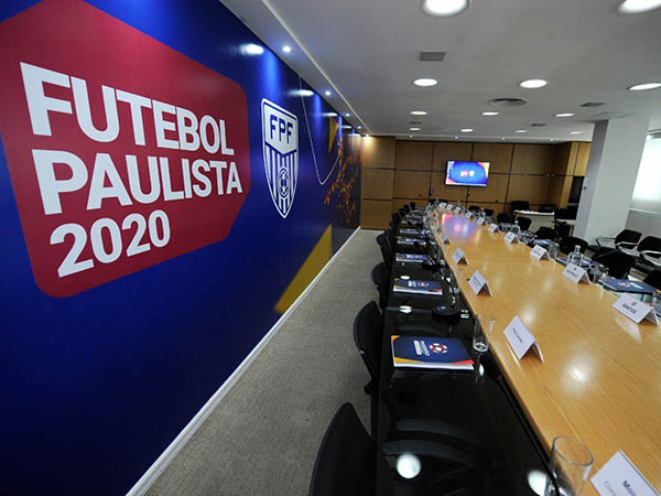 Conselho Técnico da FPF definiu regras do Paulistão 2019 (Foto: Rodrigo Corsi/FPF)
