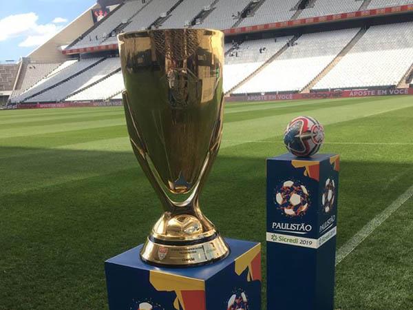 Campeão do Paulistão 2020 será premiado com R$ 5 milhões (Foto: FPF/Divulgação)