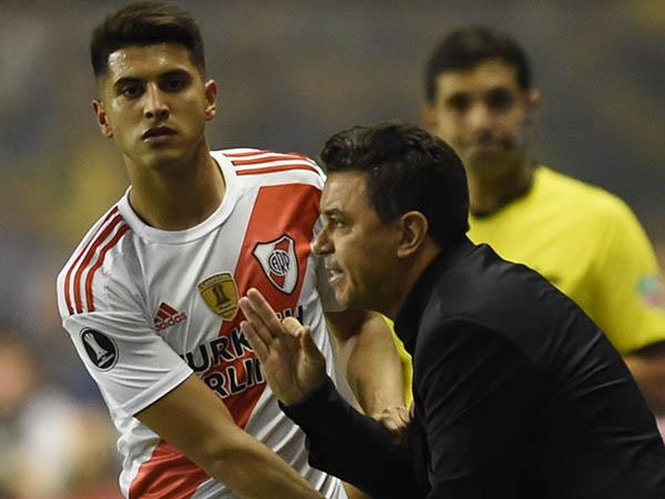 Com Gallardo no comando, River disputará sua terceira final de Libertadores (Foto: River Plate/Divulgação)
