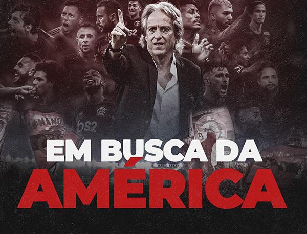 """O Rubro-Negro voltou """"endiabrado"""" para a etapa final. Foto: Divulgação"""