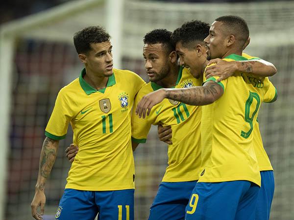 Mesmo após sequência de resultados ruins em amistosos, Brasil segue em 3º no ranking da Fifa (Lucas Figueiredo/CBF)