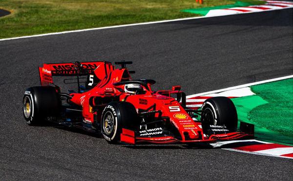 Alemão teve sua Ferrari calçada com os compostos macios da Pirelli. Foto: Scuderia Ferrari