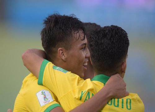 A seleção brasileira ainda enfrenta Nova Zelândia e Angola. Foto: CBF