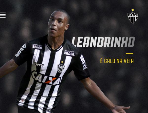 Pelo acerto entre Atlético e Napoli, o clube mineiro vai poder exercer a opção de compra do jogador daqui um ano