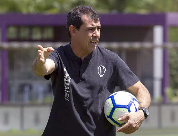 O Corinthians não está em um mau momento apenas por um fator. Foto: Daniel Augusto Jr./Ag.Corinthians