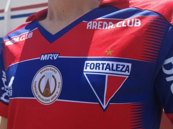 Nova camisa lançada pelo Fortaleza custa R$ 59,90 (Foto: Leonardo Moreira/Fortaleza EC)