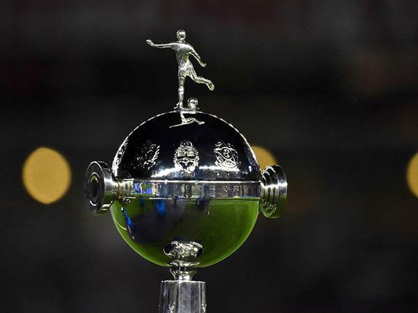 Flamengo e River Plate decidem a Libertadores no dia 23 de Novembro, em Santiago (Foto: Conmebol/Divulgação)
