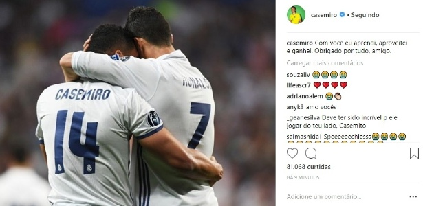 Português defenderá a Juventus de Turim. Foto: Reprodução/Instagram