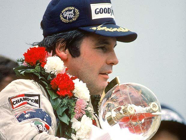 Australiano venceu disputa interna em 1980 e também superou Piquet. Foto: Divulgação