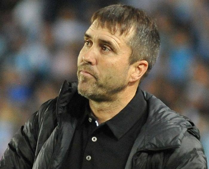 Atual campeão argentino, Coudet é o favorito do Inter para comandar a equipe em 2020 (Foto: Racing/Divulgação)