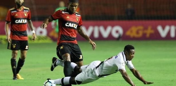 Léo Ortiz e Anselmo ficarão na Ilha do Retiro até o final de 2018. Foto: Guga Matos/JC Imagem - via UOL