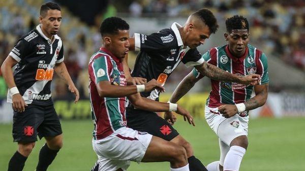 Resultado mantém o Fluzão no Z-4 (Foto: Lucas Merçon/Fluminense)
