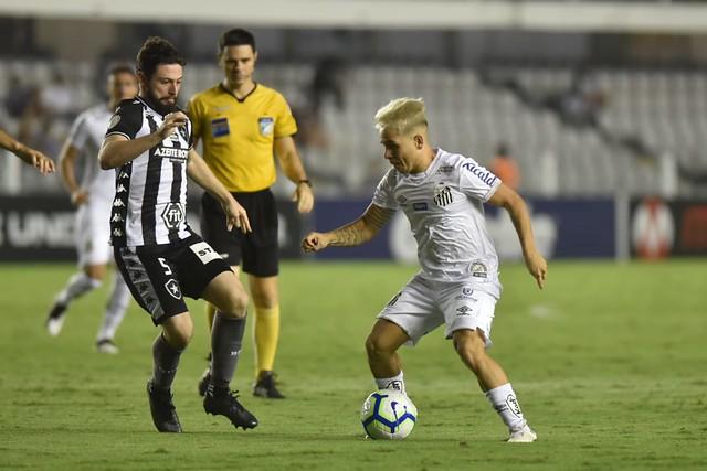 Foto: Ivan Storti/Santos Futebol Clube