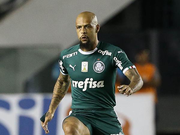Volante Palmeirense perderá o clássico contra o Corinthians (Foto: Cesar Greco/Ag Palmeiras/Divulgação)