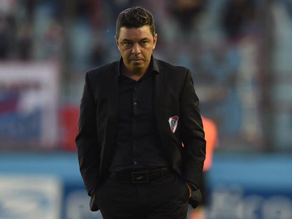 Marcelo Gallardo teria a confiança de Messi para comandar o Barça, diz programa espanhol (Foto: River Plate/Divulgação)