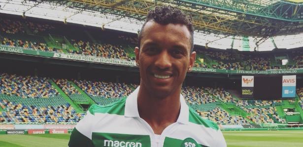 Nani terá a sua terceira passagem pelo clube de Lisboa