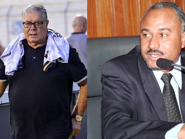 Abdalla Jr comunicou sua renúncia nesta terça e dá lugar ao vice, Tiãozinho (05). Foto: Divulgação