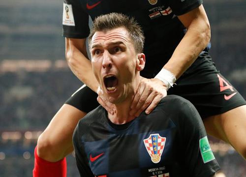 Ouça os gols que classificaram a Croácia para a final da Copa. (Foto: Site da FIFA)