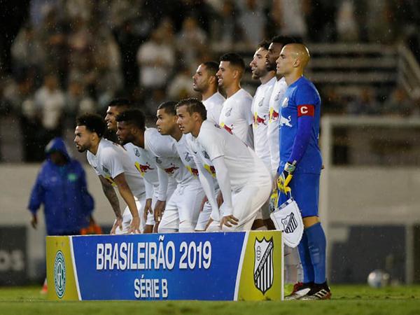 Clube de Bragança venceu o Guaraní e garantiu o acesso para a Série A do Brasileirão. Foto: Bragantino/Divulgação