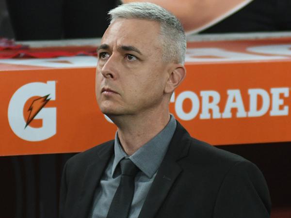 Treinador tem acerto com o Corinthians para comandar a equipe em 2020. Foto: Athletico/Divulgação