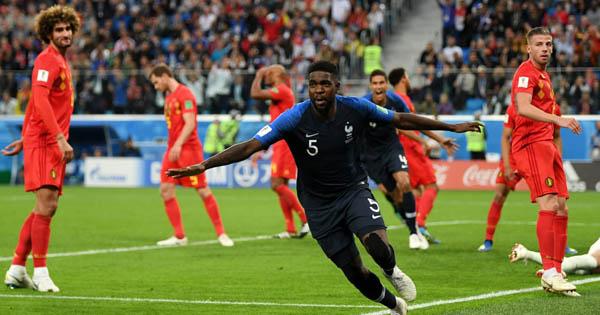 Franceses terão um dia a mais de descanso e não disputaram prorrogações. Foto: Getty Images/FIFA