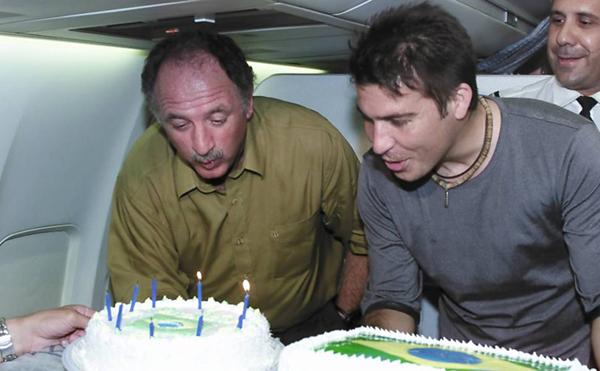 Treinador teve três passagens pelo Palmeiras teve duas pela seleção brasileira. Foto: Folhapress