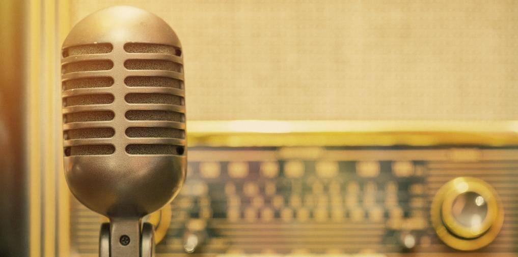 """""""Bons tempos os das grandes criações para o rádio"""""""