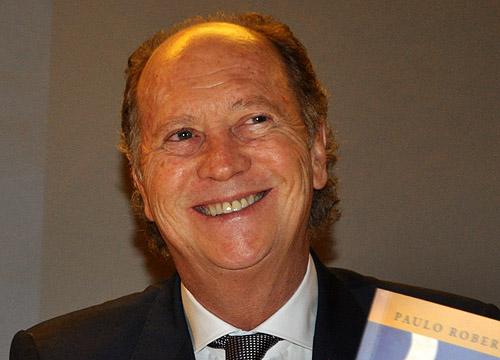 'Rei de Roma' é eleito como 'Lenda do Futebol Mundial'. Foto: Marcos Júnior Micheletti/Portal TT