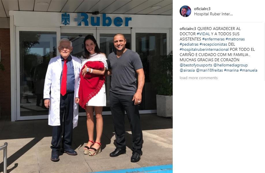 A conta de nove filhos foi feita pelo próprio Roberto Carlos