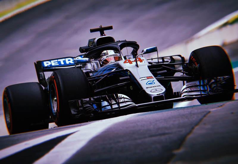 Britânico partiu em primeiro e venceu a prova paulistana. Foto: Mercedes-AMG F1