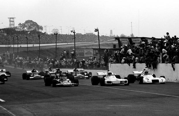Em 197 a , corrida não contou pontos para o campeonato. Foto: Divulgação