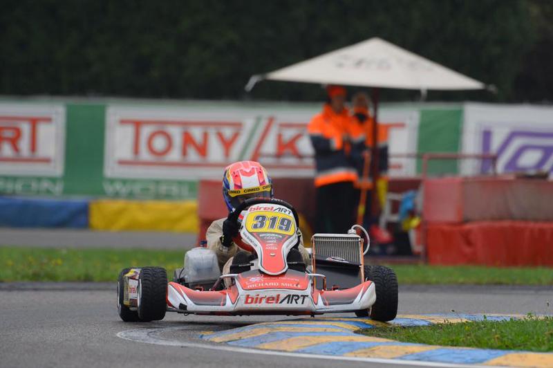 Atual campeão brasileiro de kart, pernambucano estará em Adria. Foto: Sportinphoto/RF1