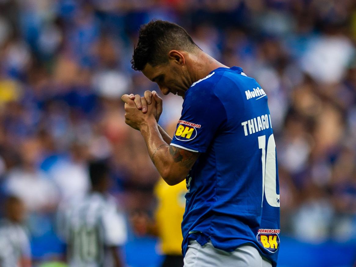 Em entrevista à Fox Sports, cruzeirense disse não ter nenhuma conversa com o Timão. Foto: Bruno Haddad/Cruzeiro
