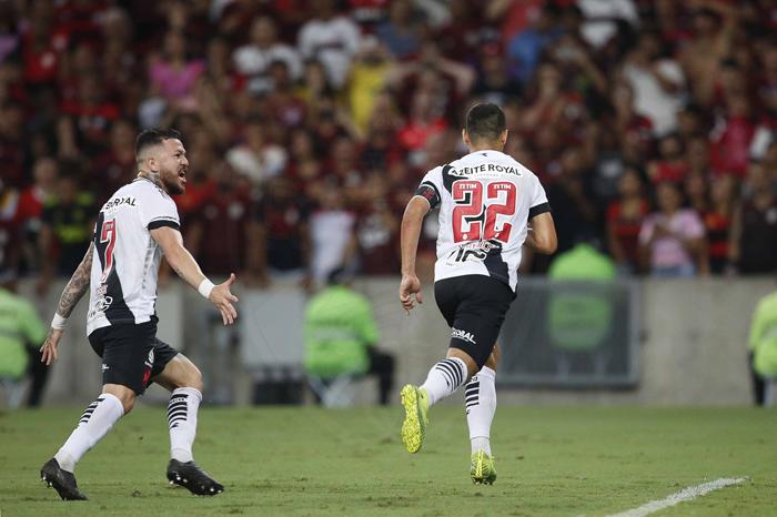 Flamengo e Vasco fizeram o melhor jogo do Brasileirão até então. Foto: Rafael Ribeiro/Vasco