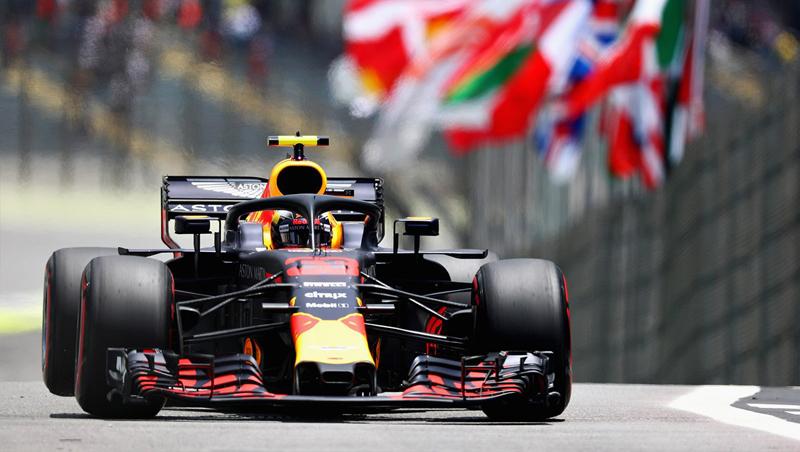 Holandês começou os trabalhos na frente no ano passado. Foto: Red Bull Racing