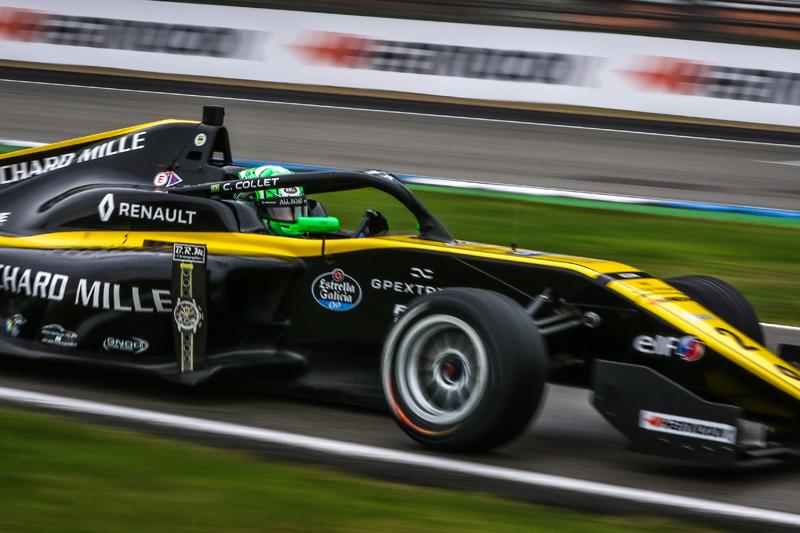 Piloto de 17 anos está vinculado à Academia Renault. Foto: Dutch Photo Agency
