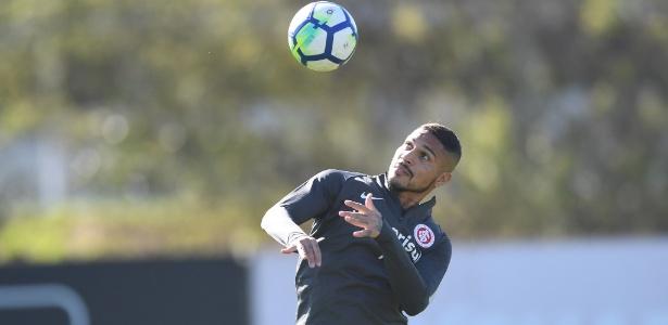 Atacante Paolo Guerrero poderá treinar a partir de terça-feira no Internacional. Foto: Ricardo Duarte/Inter/Via UOL