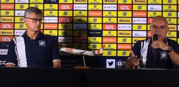 A CBV ainda informou que fez convite para que Bernardinho siga contribuindo com a entidade